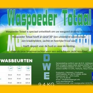 Waspoeder Totaal 125 Schepjes