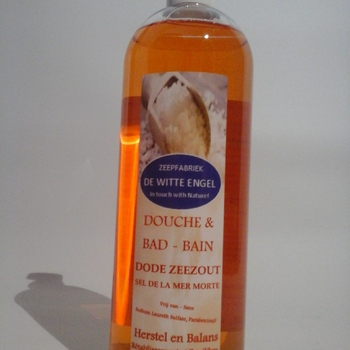 Douche & Bad Dode Zeezout